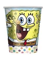 9oz SpongeBob SquarePants Party Cups, 8ct