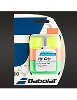 Babolat 653035-215 X 3 My Grip (Orange/Green/Fluo Yellow)