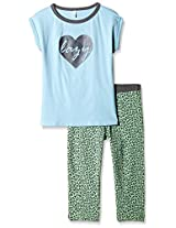 Undercolors Girls' Pyjama Set