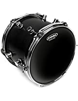 Evans Tttt13chr Drumhead, Black Chrome