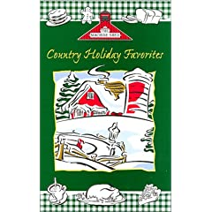Country Holiday Favorites