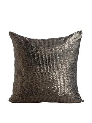 Aviva Stanoff Mercury Sequins Pillow, Smoke
