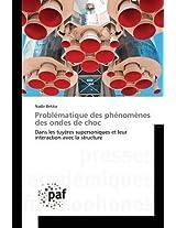 Problematique Des Phenomenes Des Ondes de Choc (Omn.Pres.Franc.)