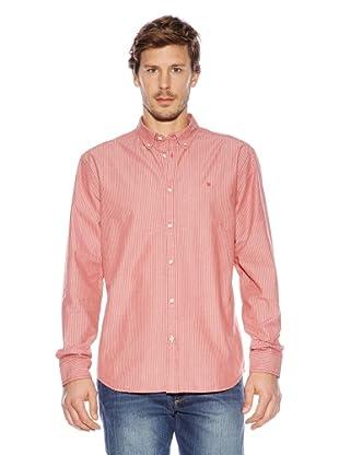 Wrangler Camisa Noah (Rojo)