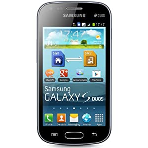 Samsung Galaxy S Duos  Black
