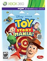 Toy Story Mania for Kinect (Xbox 360)