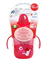 Avent Sipper with Handle 260 ml Red