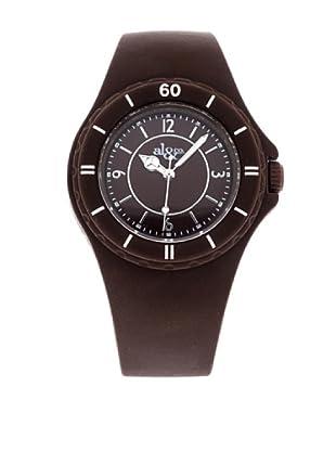 al&co Reloj Silicon Space Marrón