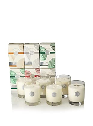 The Soi Co. Set of 6 13.5-Oz. Luxe Boxed Candles, Assorted