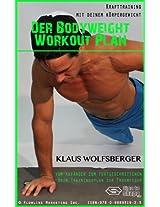 Der Bodyweight Workout Plan - Krafttraining mit deinem Körpergewicht