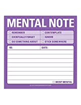 Mental Note Sticky
