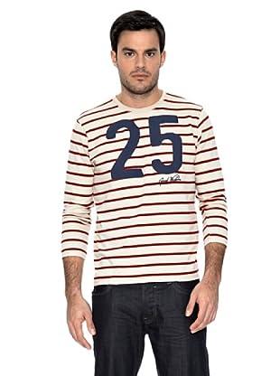 Springfield Camiseta Marinera Número (Tostado)