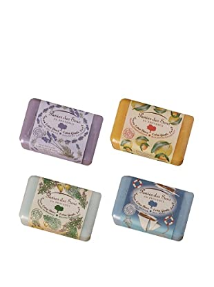 Panier des Sens Aromatherapy and Provence: Lavender, 4 Pack