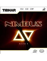 Tibhar Nimbus Delta V Max Table Tennis Rubber (Red)