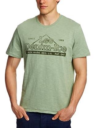 Lee Camiseta Jeanette (Verde)