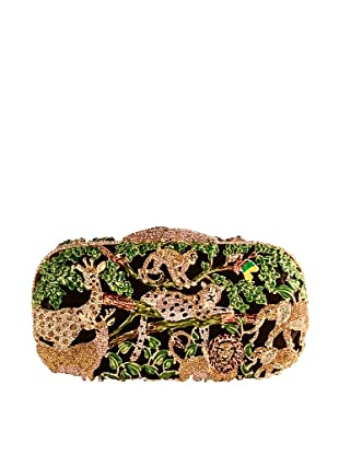 Ciel Collectables Bejeweled Safari Handbag