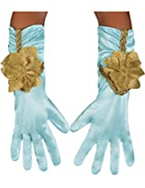 Disguise Costumes Jasmine Gloves, Toddler, Size 6