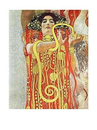 LegendArte  Wandbild Hygeia von Gustav Klimt