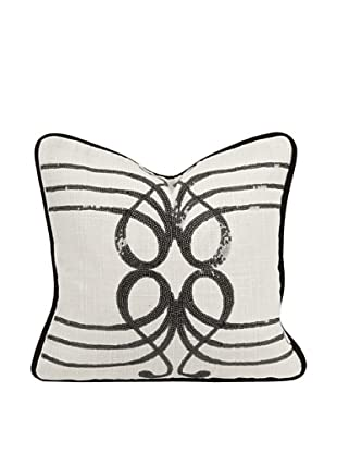 IK Symphony Sequin Down Pillow