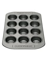 Farberware Nonstick Bakeware 12-Cup Mini Muffin Pan