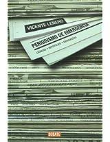 Periodismo de emergencia/ Emergency Journalism