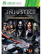Injustice Gods Among Us (Ultimate Edition) (Games, Xbox 360)