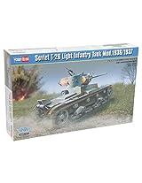 Hobby Boss Soviet T-26 Light Infantry Tank Mod.1936/1937 Model Kit