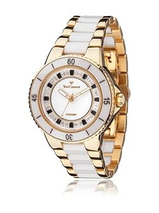 Yves Camani Reloj Sienne Oro / Blanco