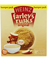 Heinz Farley S Rusks - Original Flavor - 300G Boxes Pack Of 6