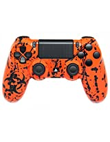 Toxic Ps4 Rapid Fire Custom Modded Controller 35 Mods Cod Advanced Warfare , Destiny, Ghosts Quick Scope Auto Run Sniper Breath And More