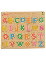Kalaikili Kidi Puzzzle - English Upper Case (White Board Only)