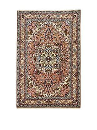 Eden Teppich Ardebil lehmbraun/mehrfarbig 198 x 305 cm