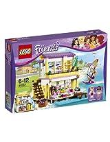 Lego Friends Stephanie's Beach House, Multi Color