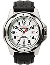 Timex Analog White Dial Men's Watch - T49281