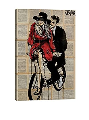 Loui Jover Days In Bliss Canvas Print
