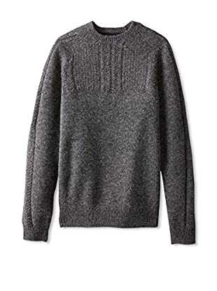 French Connection Men's Islander Engineered Sweater