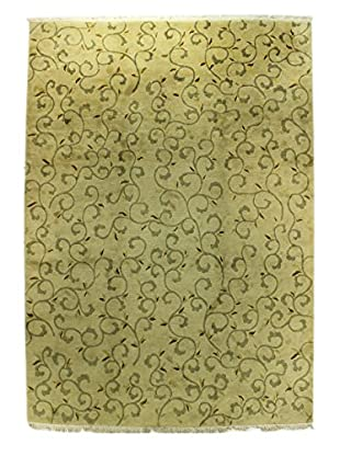 Bashian Tibetan Rug, Beige, 10X14.3