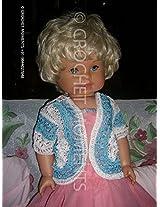 Crochet Moments Baby Shrug