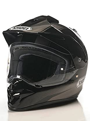Shoei Casco Hornet-Ds Gráficos (Negro)