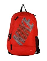 NIKE CLASSIC LINE BACKPACK- MEDIUM- RED