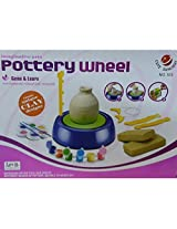 Shopperz Pottery Wheel Educational & Creative Toy