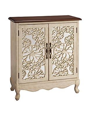 Coast to Coast 2-Door Cabinet, Brown
