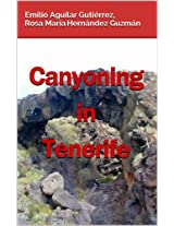 Canyoning in Tenerife