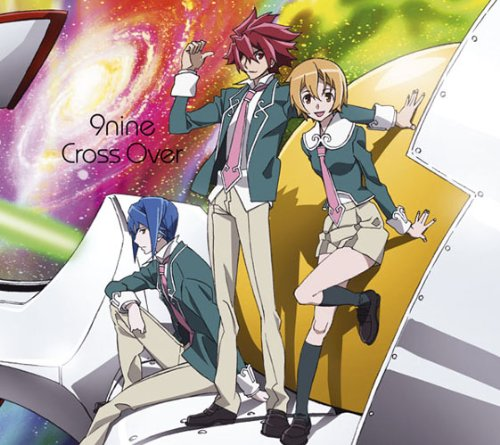 Cross Over(アニメ盤) [Single, Limited Edition, Maxi]