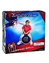 Franklin Sports Marvel Spider-Man Hopping Ball