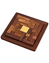 Wooden Blocks Jigsaw Puzzles Toys and Games for Kids Gifts from India