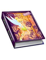 Disney Tinker Bell Photo Album, Purple, Medium