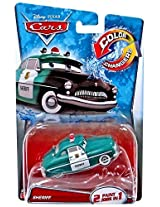 Cars 2015 Mattel Color Change Minicar Sheriff / Change Color! Mattel Cars Color Changers Sheriff Disney Pixar Disney Pixar