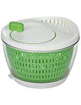 Prepworks by Progressive Flow Through Salad Spinner with Removable Drip-Catch Base - 3.5 Quart