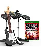 Rock Band 4 Band-in-a-Box Software Bundle (Xbox One)